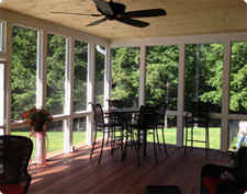 Custom Decks & Patios and Remodeling Services by Silvia Homes in Bedford, NH