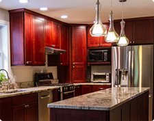 Custom Kitchens and Remodeling Services by Silvia Homes in Bedford, NH