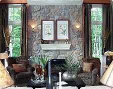 Custom Stone & Tile and Remodeling Services by Silvia Homes in Bedford, NH