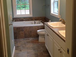 Bathrooms - Custom Homes, Fine Woodworking & Remodeling in New Hampshire