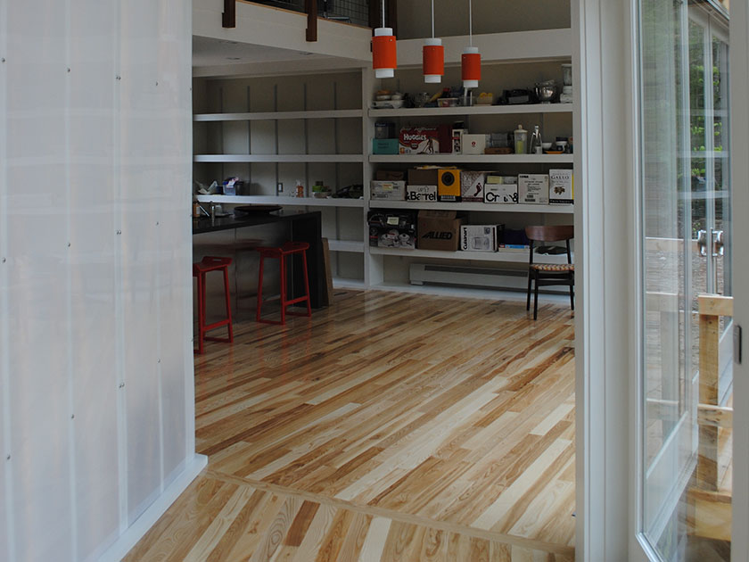Flooring - Custom Homes, Fine Woodworking & Remodeling in New Hampshire
