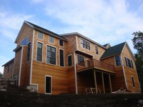 New Construction - Custom Homes, Fine Woodworking & Remodeling in New Hampshire