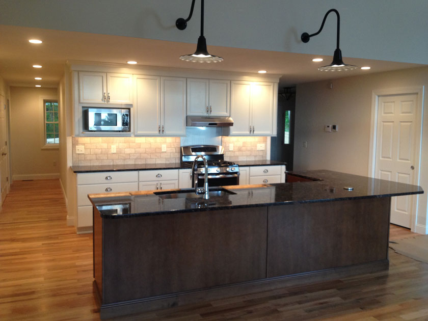 Remodeling - Custom Homes, Fine Woodworking & Remodeling in New Hampshire