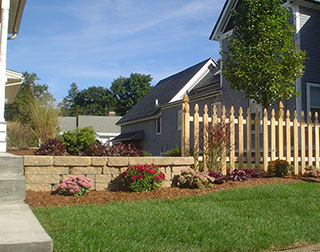 Custom Landscaping and Remodeling Services by Silvia Homes in Bedford, NH