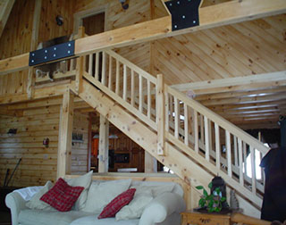 Custom Staircases and Remodeling Services by Silvia Homes in Bedford, NH