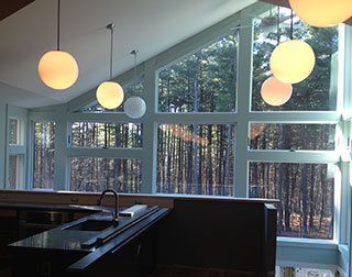 Custom Windows and Doors and Remodeling Services by Silvia Homes in Bedford, NH